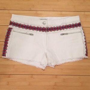 Jeweled Shorts